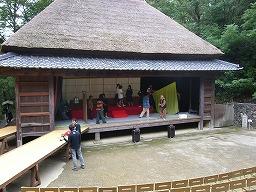 小豆島農村歌舞伎舞台